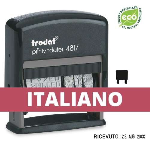 Datario Trodat 4817 IT