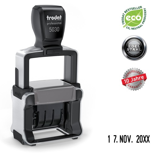 Trodat Professional date stamp 5030
